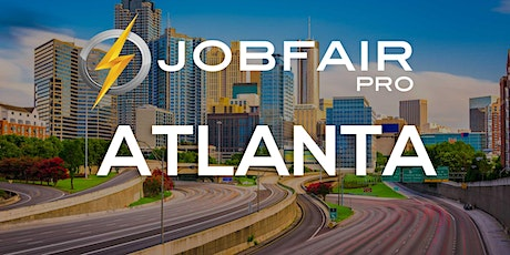 Atlanta Virtual Job Fair April 13, 2021 tickets