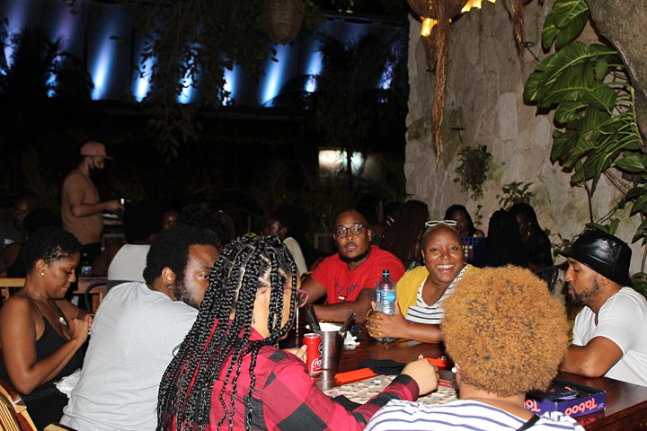 Juke Joint Wednesdays! Comedy + Game Night +  Live Music + Shisha + Vibes image
