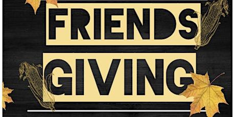 Six Feet Social Ent Dinner Party Series Presents Friendsgiving tickets