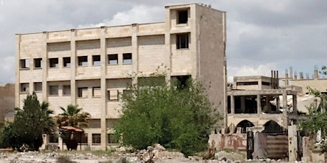 Rebuilding Syrian Higher Education for a Stable Future - ECR launch tickets