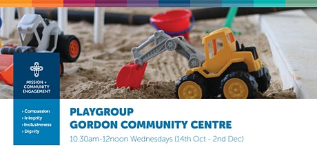 Gordon Community Centre Playgroup tickets