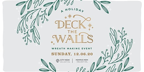 Deck the Walls VIP In-Person tickets