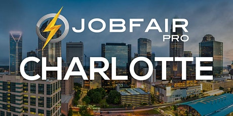 Charlotte Virtual Job Fair August 5, 2021 tickets