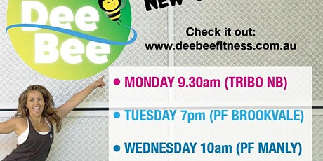 Zumba with Dee Bee tickets