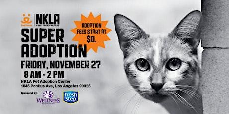 Super Adoption Friday tickets