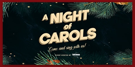 A Night of Carols tickets