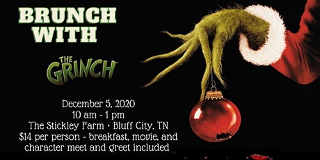 Brunch with The Grinch tickets