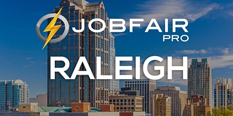 Raleigh Virtual Job Fair May 12, 2021 tickets