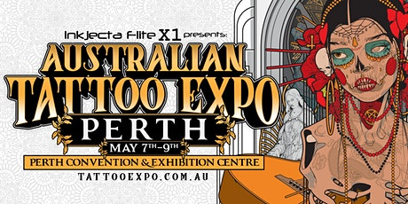 Australian Tattoo Expo - Perth 2021 tickets