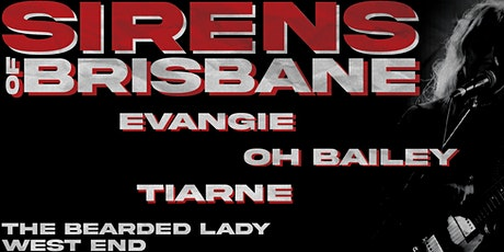 SIRENS OF BRISBANE tickets