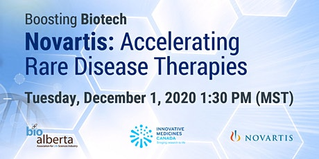 Novartis: Accelerating Rare Disease Therapies tickets