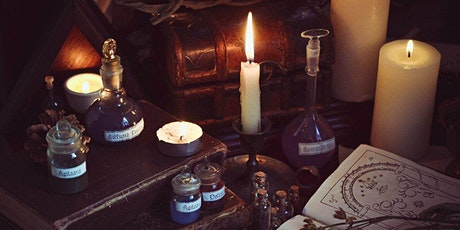 Deepening Your Magical Practice: Intro to Witchery Continued tickets