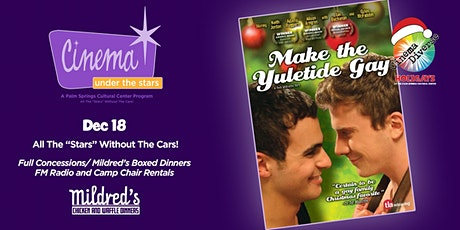 MAKE THE YULETIDE GAY tickets
