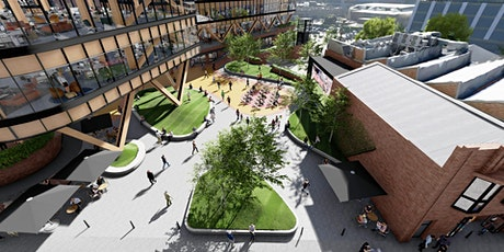 Urban design and our Civic Precinct - Creating active community spaces tickets