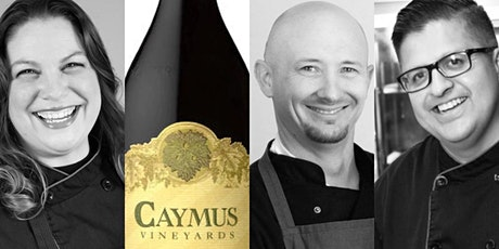 Chef Rudy's Caymus Dinner featuring Chef Mike Turley + Chef Christy Sharp tickets