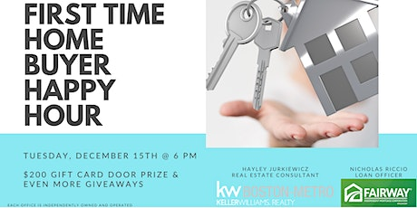 Virtual Home Buyer Happy Hour tickets
