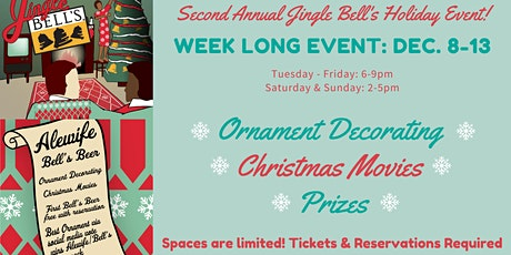 Second Annual Jingle Bell's Holiday Event tickets