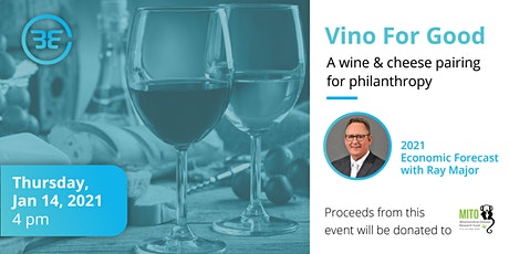 Vino for Good — A Wine & Cheese Pairing for Philanthropy tickets
