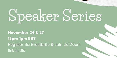 Plant a Plant Speaker Series tickets
