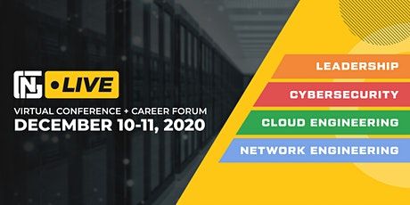 NGT LIVE 2020 - VIRTUAL CONFERENCE + CAREER FORUM tickets