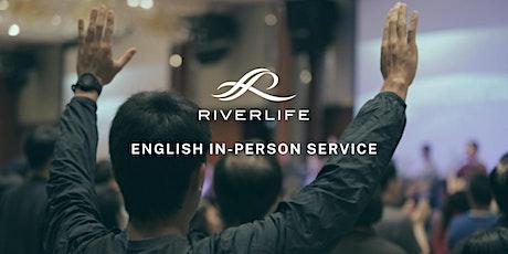 English In-Person Service   29 Nov   9 am tickets