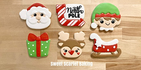 North Pole Online Cookie Class