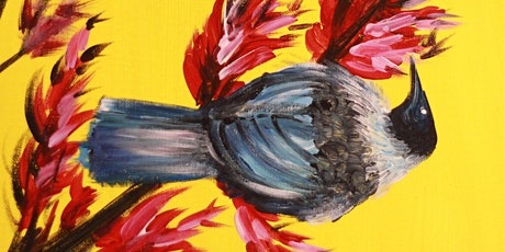 Chill & Paint Wed Night Auckland City Hotel  - Tui on Flax tickets