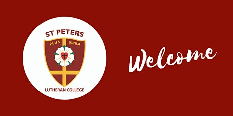 2021 St Peters New Parent Welcome tickets
