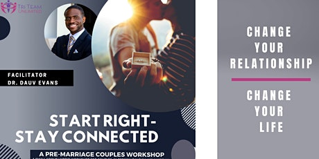 Start Right-Stay Connected/In-person (Raleigh, NC) & Virtual workshop tickets