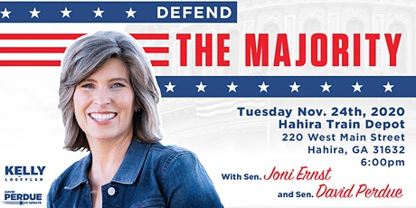 Defend The Majority: Featuring Senator Joni Ernst tickets