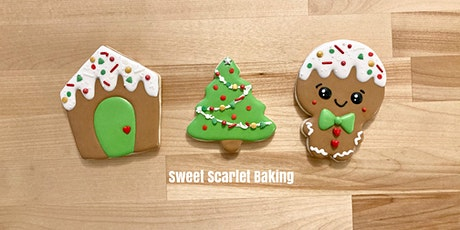 Gingerbread Kids Online Cookie Class