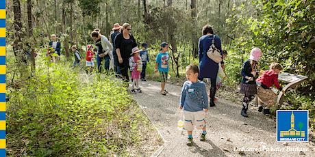 Bush Kindy: Guided Walk at Downfall Creek tickets