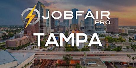 Tampa Virtual Job Fair January 26, 2021 tickets