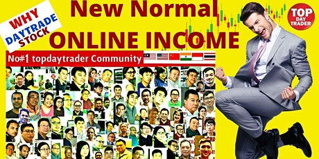 Why in this Challenging Time YOU should focus Generate INCOME ONLINE. tickets