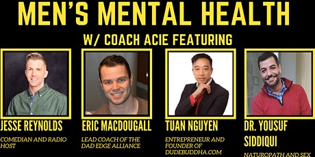 Movember Men's Mental Health Panel Discussion tickets