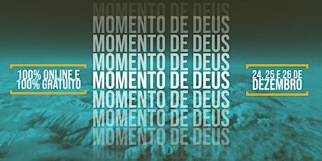 Conferência Momento de Deus Ouse Governar 2020 ingressos