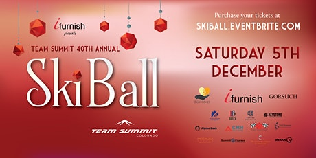 40th Annual Team Summit Colorado Ski Ball 2020 [Virtual] tickets
