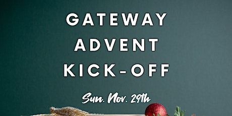 GateWay Family Advent Service tickets