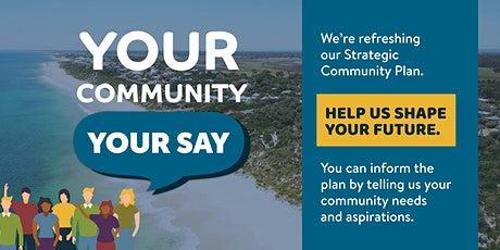 Your Community, Your Say | Dalyellup tickets
