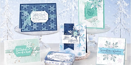 Snowflake Wishes 12 Days of Christmas Stamp Camp tickets