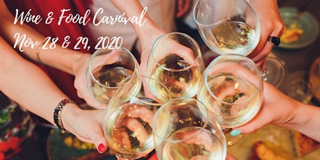 Wine and Food Carnival - the most exciting event in Nov tickets