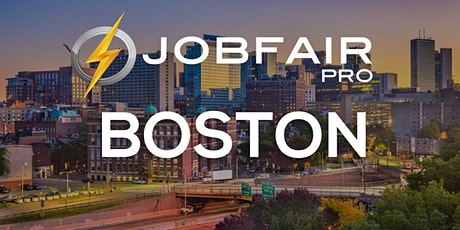 Boston Virtual Job Fair August 11, 2021 tickets