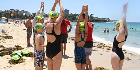 OceanFit for families at Coogee Beach tickets
