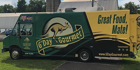 G'Day Gourmet at Bishop Estate Vineyard and Winery tickets
