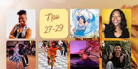 Free QDF Detox Dance Class Series on IG Live Nov 27-29 tickets