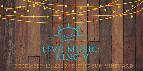Live Music: King V tickets