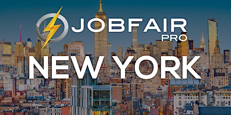 New York Virtual Job Fair January 28, 2021 tickets