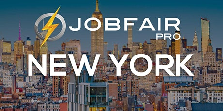Copy of New York Virtual Job Fair July 20, 2021 tickets