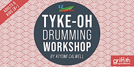 Tyke-oh Drumming Workshop tickets