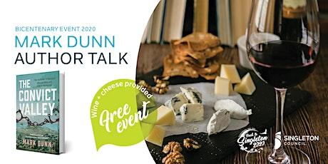 MARK Dunn | Author Talk tickets